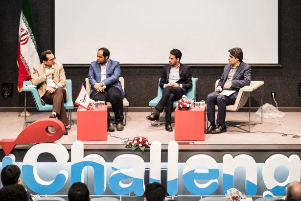 نشست ویژه نوآوران و معرفی برگزیدگان نهایی دو چالش نوآوری و فناوری
