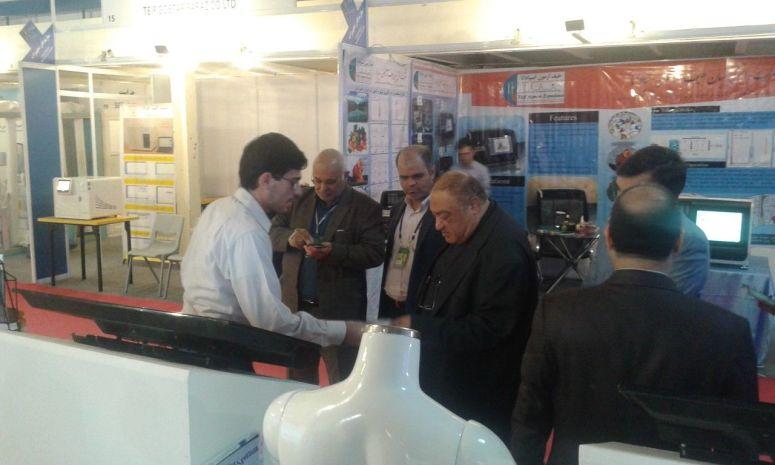 حضور در نمایشگاه بین المللی فناوری نانو2018